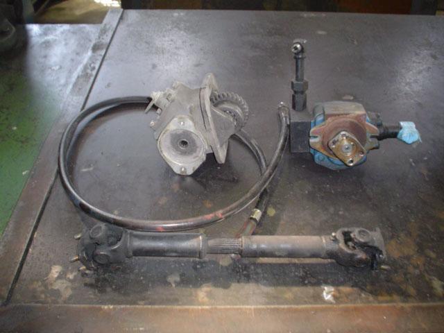 PTO・油圧ポンプ
